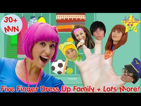 We Can Do Lots More For Students With >> Dress Up Finger Family Lots More Kids Songs And Nursery Rhymes