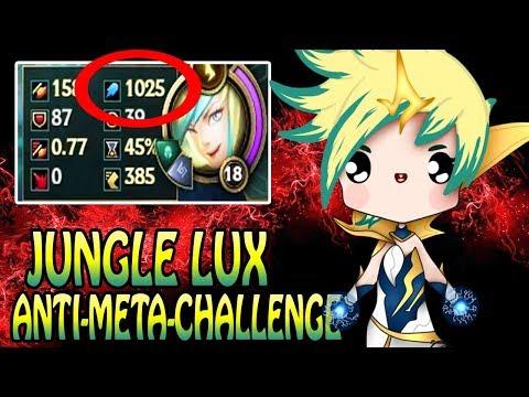 1000+ AP LUX JUNGLE - ANTI-META CHALLENGE