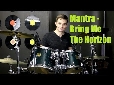 Mantra Drum Tutorial - Bring Me The Horizon