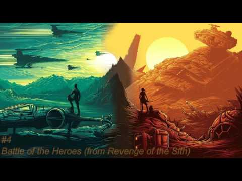 Top 10 Star Wars Musical Theme Songs HD