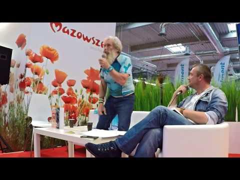 Aleksander Doba na World Travel Show 2016 cz. 1