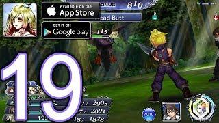 DISSIDIA Final Fantasy OO Android iOS Walkthrough - Part 19 - Chapter 3: Lost Kingdom of Thronus
