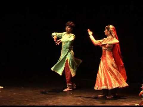 tarana kathak dance