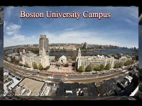 Boston University - Top Ranking University of the World