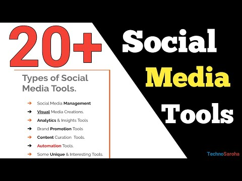 [POWERFUL] Social Media Tools 2019 YOU must try| Social Media Marketing Tools FREE analytics tools
