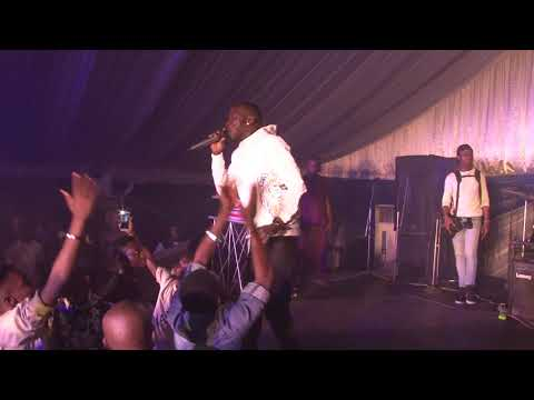 SERIKI'S PERFORMANCE AT STREET ON FIRE AND SERIKING CONCERT