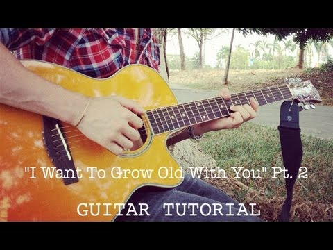 Guitar guitar chords grow old with you : Grow Old With You - CHORDS - Daniel Padilla VERSION - YouTube