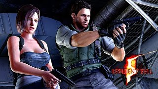 RE5 Versus (Fire Spammers STAY AWAY!!!...please)