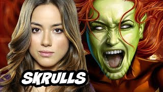 Agents Of SHIELD Episode 21 Review - Skrulls Finale VS Kree