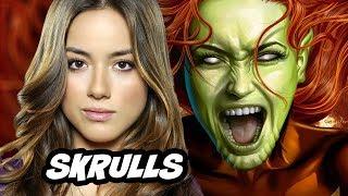 Agents Of SHIELD Episode 21 Review - Skrulls Finale VS Kree