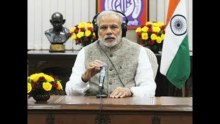 PM Modi addresses his last 'Mann ki Baat' for the year 2017