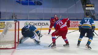 SHO 2020 Матч 2 Сочи Олимпийская сборная России 0 7 Максим Грошев