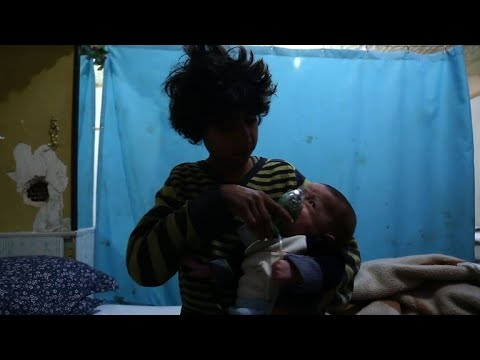 Syria regime accused of chemical attack in rebel enclave