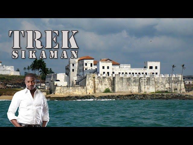 TREK SIKAMAN - Elmina Castle