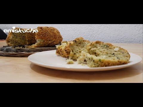 En Lezziz Kabaklı Pasta Tarifi / Beste Zucchini Kuchen Rezept