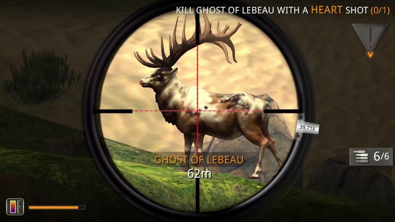 Play Supreme Deer Hunting a free online game on Kongregate
