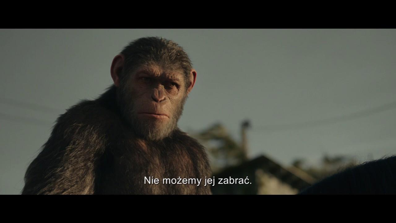 Wojna o planetę małp | Fragment – Nova [#1] | 2017