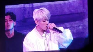 Gambar cover 191111 Baekhyun Betcha, UN Village @ SuperM 슈퍼엠 We Are The Future Fort Worth Concert Live Fancam