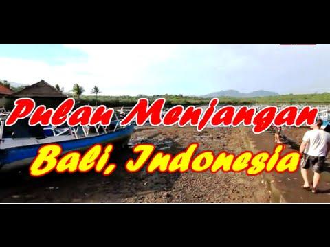 Wisata Indonesia : PULAU MENJANGAN, pulaunya para kijang. Bali, Indonesia