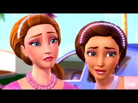 Barbi Dhe Sekreti I Zanave Dubluar Ne Shqip