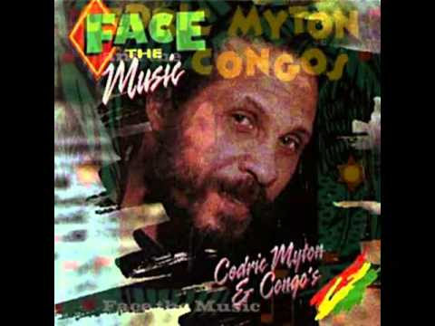 Cedric Myton And The Congos - Dance All Night - (Face The Music)