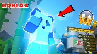 THE SECRET OF THE PANDA?!! | ROBLOX Bee Swarm Simulator