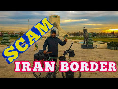 Scam at Iran Border with Tourist || How Enter In Iran By Road