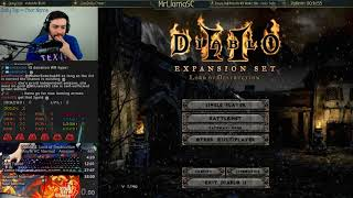 Diablo 2 - HC Amazon, HC Assassin, SC Druid Speedruns!