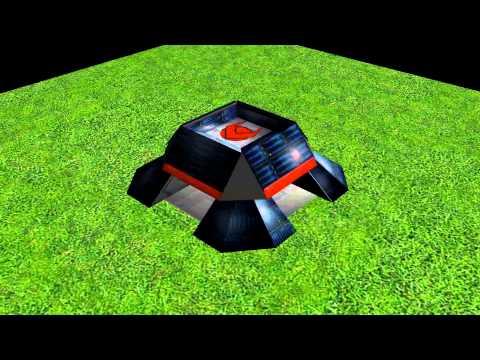 core solar panel animation