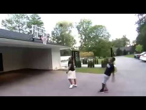 Nellyville | Season 1 Deleted Scene | Lil Shawn aka TAB Shooting Hoops with Nelly