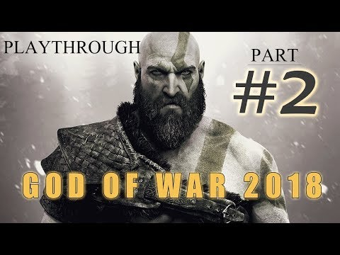 GOD OF WAR Gameplay Part 2 - THE STRANGER ( God of War 4 ) [ HD PS4 PRO] - No Commentary thumbnail