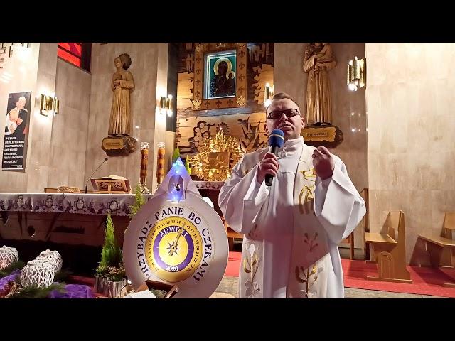 Roraty 2020 [#14] - 15 grudnia 2020 - Parafia św. Antoniego w Zduńskiej Woli