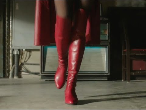 Supergirl - These Boots Are Made For Walking