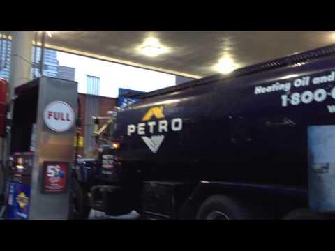 Much Needed Gas Pumped Into Manhattan Gas Station After Hurricane Sandy
