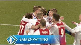 Samenvatting TOTO KNVB Beker: Roda JC-AJAX