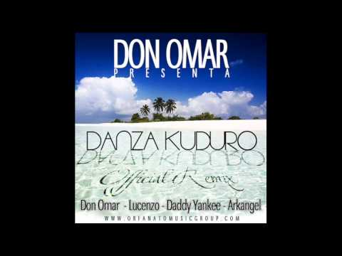 Don Omar Danza Kuduro Remix -Download-