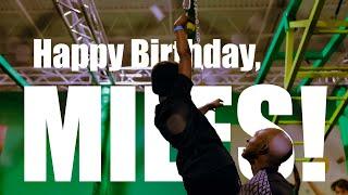 Miles Birthday Documentary