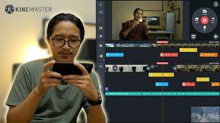 Download Mp3 Cara Edit dengan KineMaster 1 Workspace Fitur
