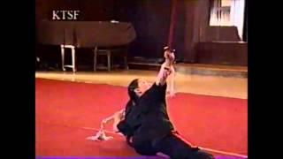 WUSHU BEIJING TEAM - Zhang Hong Mei (Shuang Jian)