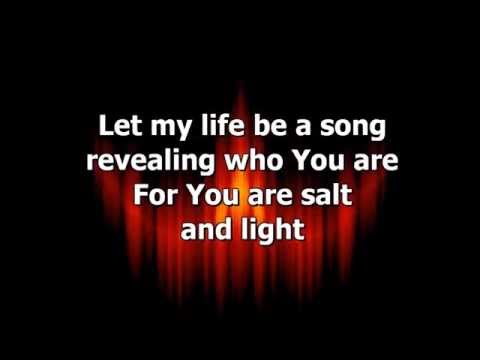 Salt And Light  - Lauren Daigle - (with Lyrics)