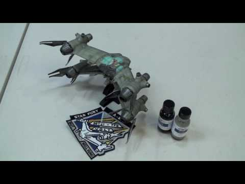 MichToy Special Event-  Alclad Lacquers Natural Metal Finishes Product Demonstration