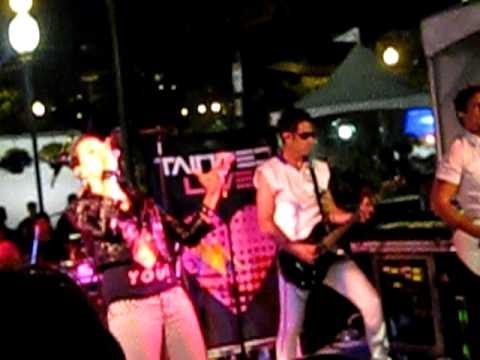 TAINTED LOVE BAND - DON'T STOP BELIEVIN'