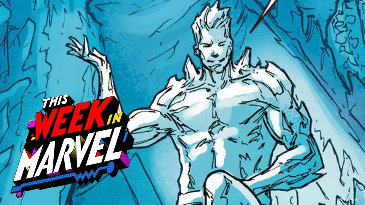 Which Iceman Look was the Most Chill? | This Week in Marvel