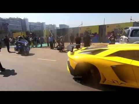 Parx WIAA Auto Rally 2019  | Bandra | Super cars and Vintage Cars | Ferrari | Audi R8 many more