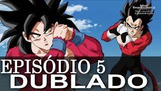 Super Dragon Ball Heroes Episódio 5 [DUBLADO]