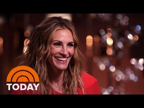 Julia Roberts On New Film 'Wonder' & 'Heartbreaking' Sexual Harassment Stories In Hollywood  TODAY