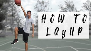 How to Shoot a Layup in Basketball for Beginners | Basketball Fundamentals |
