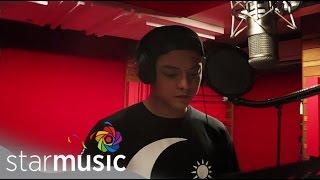 Daniel Padilla - Pangako Sayo (Official Lyric Video)