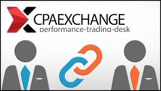 Новая партнерская программа CPAExchange для заработка в Интернете