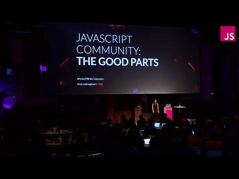JavaScript Community: The Good Parts